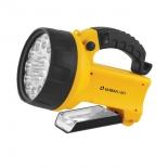 фонарь Ultraflash UF3712LED (8310) желтый