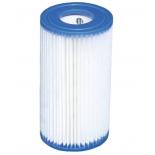сменный блок фильтра Intex 10112, 6 шт. (картридж А для фильтров 28604, 28638, 28636 и хлоратора 28674)