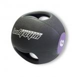 медицинбол BodyGym с хватом 6 кг 1221-30-6