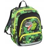 рюкзак детский Step By Step BaggyMax Speedy Green Dino , зеленый