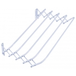 сушилка для белья Eurogold Trio 60, 3м,раздвижная (Гармошка),настенная,