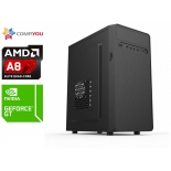 CompYou Home PC H557 (CY.965179.H557), купить за 16 310 руб.