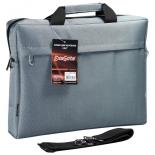сумка для ноутбука Exegate Start S15 серая