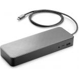 док-станция для ноутбука HP 3DV65AA USB-C Universal Dock Non Flash EURO