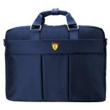 сумка для ноутбука Jet.A LB16-76 темно-синяя