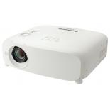 Видеопроектор Panasonic PT-VX610E, белый, купить за 84 925руб.
