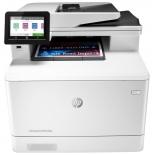 МФУ HP LaserJet Pro M479fdw (W1A80A), белый