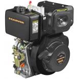 двигатель для садовой техники Carver 186 FL, 01.010.00138 (дизель, 10 л.с., 406 куб.см)