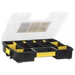 ящик для инструментов Stanley 1-97-483 Sort Master Junior пластмассовый 43 X 33 X 9 см