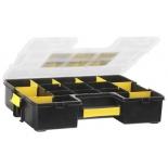 ящик для инструментов Stanley 1-94-745 Sort Master Органайзер  пластмассовый 43 X 33 X 9 см