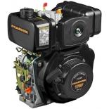 двигатель для садовой техники Carver 178 F, 01.010.00123 (дизель, 7 л.с., 296 куб.см)