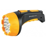 фонарь ручной Ultraflash LED3815  (9217) черный/желтый
