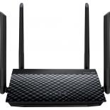 роутер Wi-Fi ASUS RT-N19 N600 (812.11n, 2.4 ГГц, 2xLAN)
