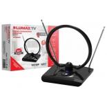 антенна телевизионная Lumax DA1503A эфирная, активная
