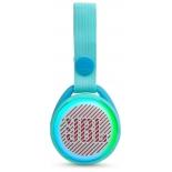 портативная акустика колонка JBL Pop, зелено-голубая