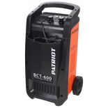 пуско-зарядное устройство PATRIOT BCT-600 Start, 12/24 В