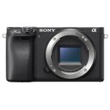 цифровой фотоаппарат Sony Alpha A6400 Body, системный, черный
