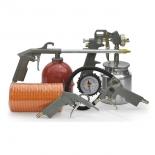 набор инструментов Парма НПИ 005-2 пневмоинструментов из 5 предметов
