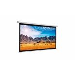 экран Projecta SlimScreen 153x200 настенный рулонный
