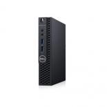 фирменный компьютер Dell Optiplex 3070 Micro (3070-6701), черный