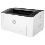 принтер лазерный ч/б HP Laser 107w (4ZB78A)