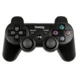 геймпад Dialog GP-A16RF,  черный