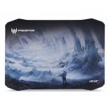Коврик для мышки Acer Predator Ice Tunnel черный/синий, купить за 1 385руб.