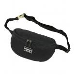 сумка NOSIMOE 092-10D пояс  (черн)