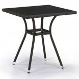 стол садовый Afina T282BNS-W53-70x70 Brown