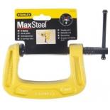 струбцина Stanley Maxsteel 0-83-033 Струбцина С-образная  75 мм