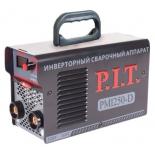 Сварочный аппарат P.I.T PMI250-D IGBT (250 А,ПВ-60,1,6-4 мм,от пониженного 170,гор.старт,дисплей), купить за 4 180руб.