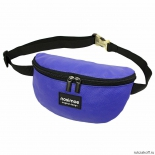 сумка NOSIMOE 3391-02V пояс  (синий)