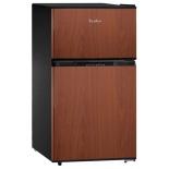 холодильник Tesler RCT 100 Wood