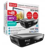 tv-тюнер D-Color DC610HD черный