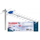 антенна телевизионная LUMAX DA2215A эфирная, активная