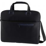 сумка для ноутбука Hama Sydney (00101931), черный/синий