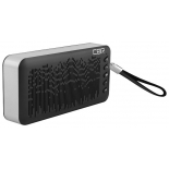 акустическая система CBR CMS 144Bt черный/серебро
