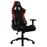 кресло офисное Aerocool AERO 1 Alpha черно-красный