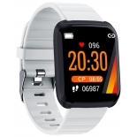 Умные часы Smarterra FitMaster Aura Pro 1.3 IPS  (FMAUPROGR), серый