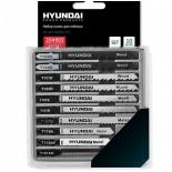 пилка для лобзика Hyundai 204905 (по дереву)