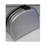 косметичка NOSIMOE 1380-01К ракушка (металлик-серебро)