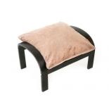 пуф Мебель Импэкс Онега МИ каркас венге, Гардения, 5 кг