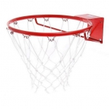 кольцо баскетбольное №7 с сеткой КБ72