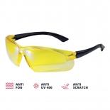 защитные очки ADA VISOR CONTRAST желтые