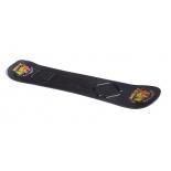 спортивный товар Moove&Fun SN-SKP Сноускейт пластиковый, черный