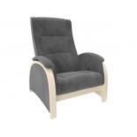 кресло садовое Мебель Импэкс МИ Модель Balance 2 Дуб шампань/шпон, к/з Oregon perlamutr 106, 35,4 кг