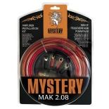 аксессуар для автомобильной акустики Установочный комплект Mystery MAK 2.08