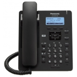 проводной телефон Panasonic KX-HDV130RUB, чёрный