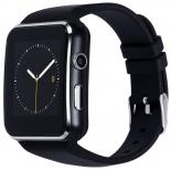 Умные часы Smarterra SmartLife NEO черные