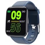 Умные часы Smarterra FitMaster Aura (FMAUBL), синий